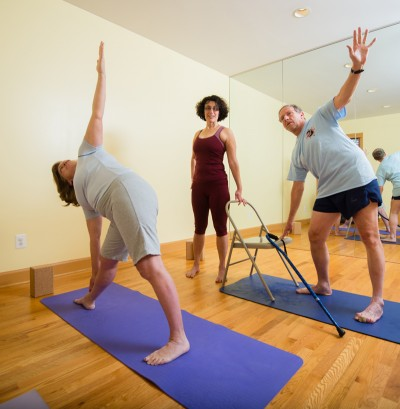 yoga for therapeutic rehabilitation