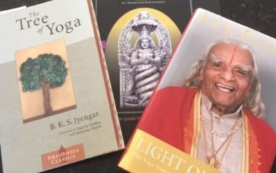 About Iyengar Yoga Teacher Training