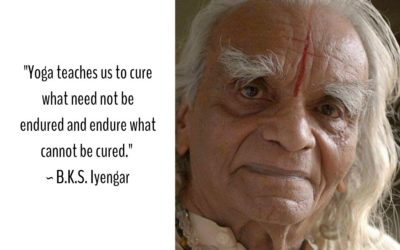 Learn About Iyengar Yoga