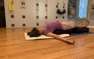 Restorative Yoga Sequence to Boost Immunity